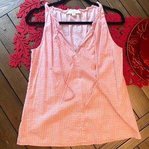 100% cotton Loft top